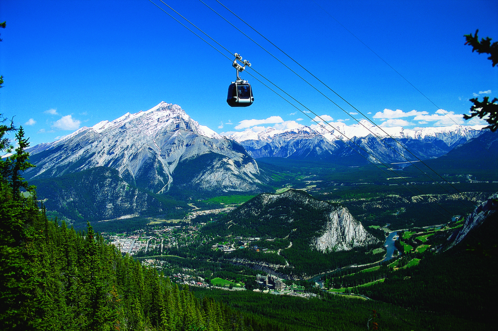 Photo Credit: Banff Lake Louise Tourism / Brewster