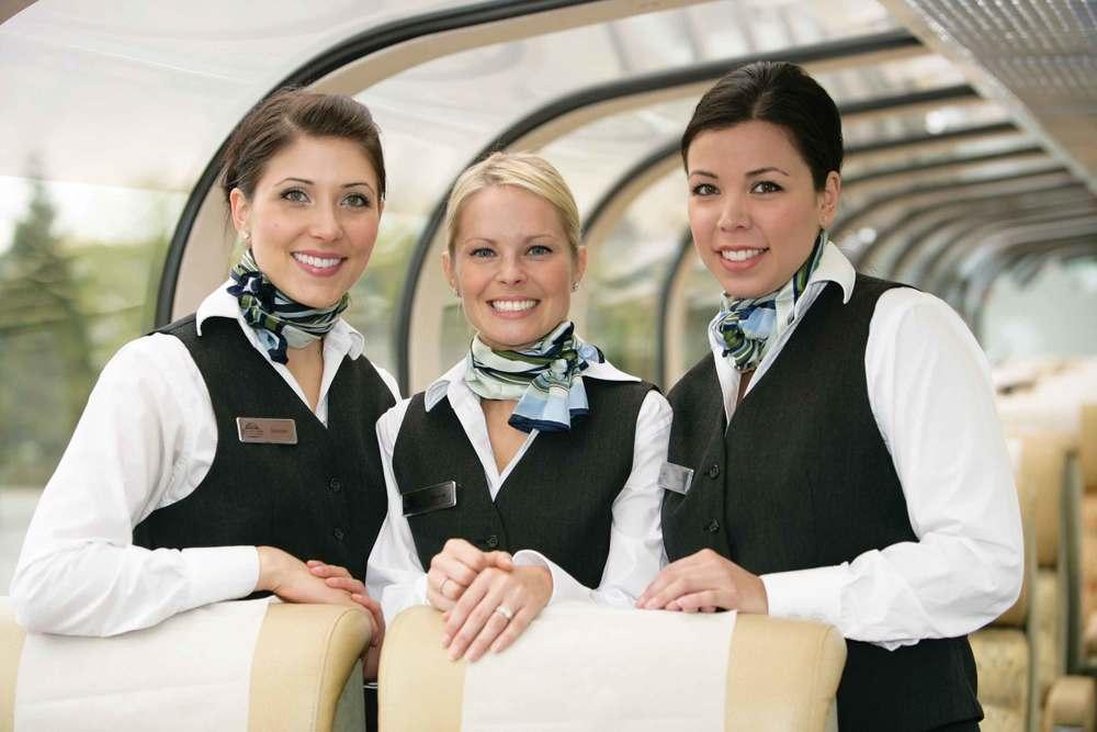 Rockymountaineer Onboard Attendants