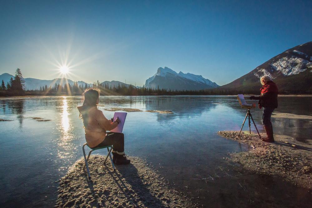 Photo courtesy of Banff Lake Louise Tourism/Paul Zizka Photography