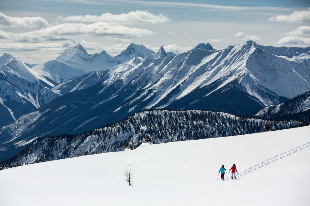 Photo courtesy of Banff Lake Louise Tourism / Paul Zizka Photography