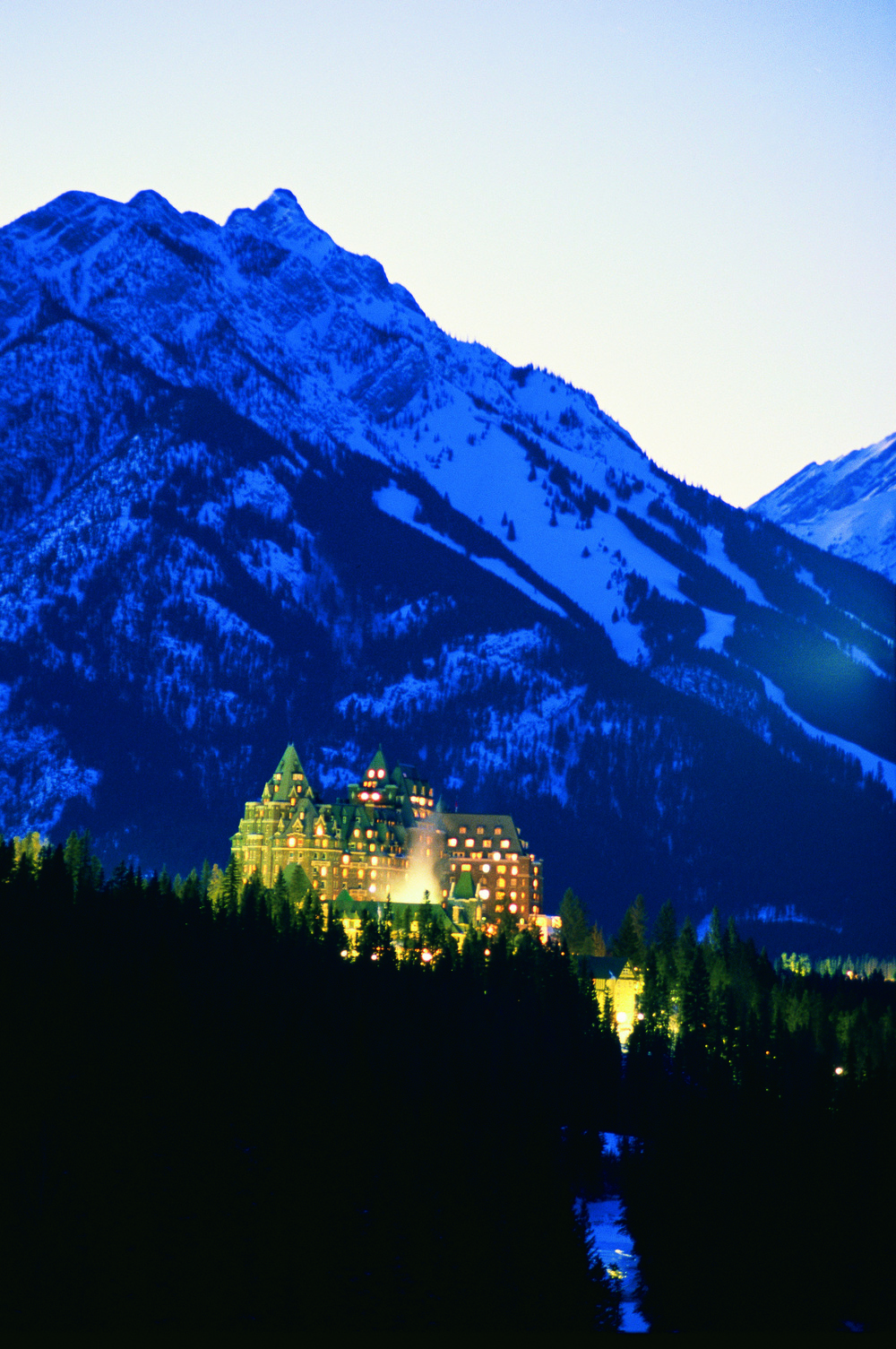 Photo courtesy of Banff Lake Louise Tourism / Paul Zizka Photography