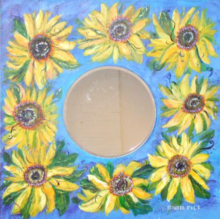 Mirror #15  My Journey with Cancer