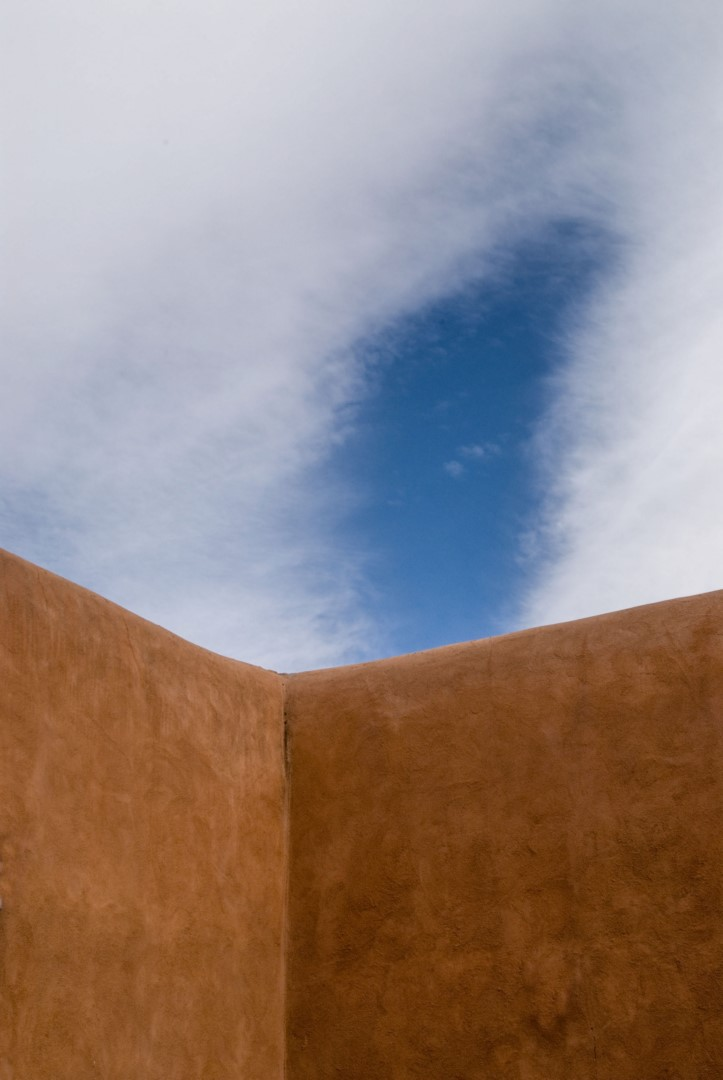 Adobe Walls, Clouds, Sky