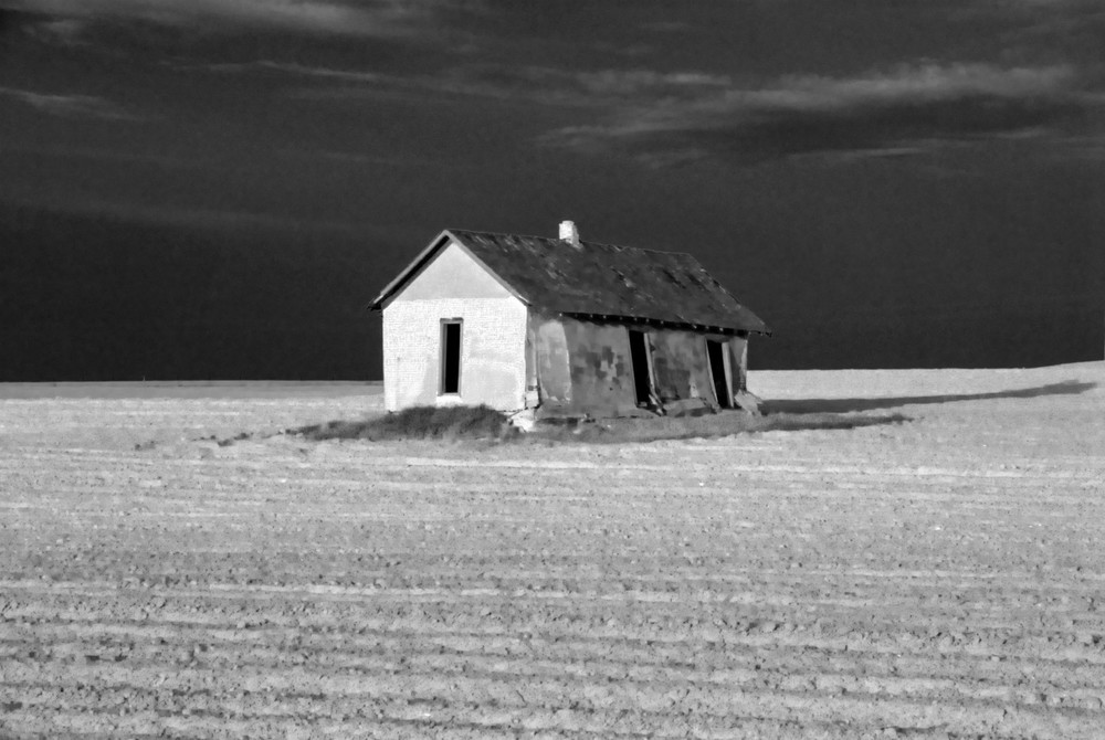 Solitude on the High Plains
