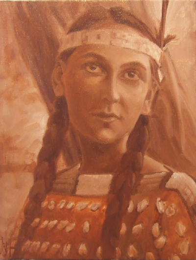 Lucille, Dakota Sioux