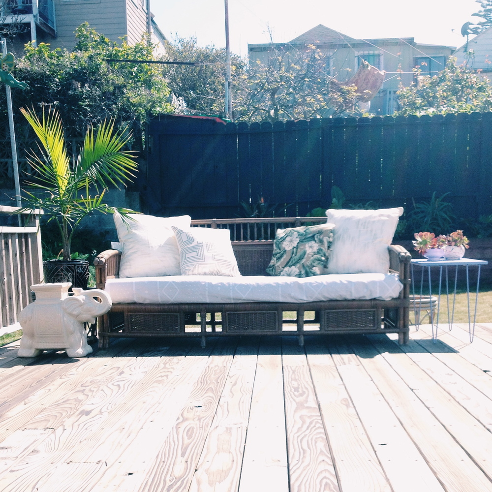 Katie Gavigan Interiors - One Room Challenge Outdoor Space