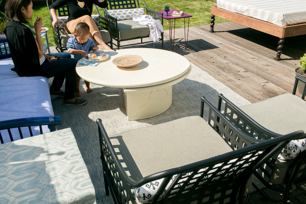 Katie Gavigan Interiors Home Depot Patio Style Challenge