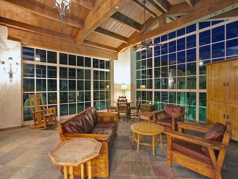 Bella Vista Colony 29 Living Room Night View