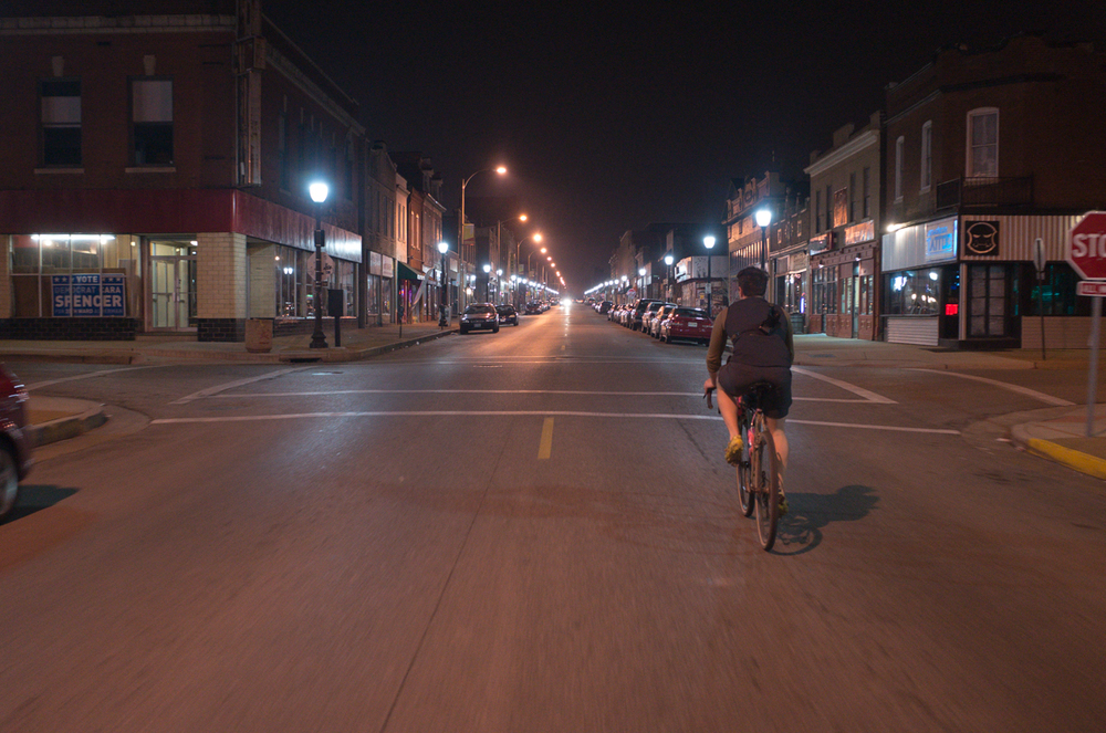 Cruising Cherokee street on a warm St. Louis night, I talked JP's ear off about how much I love this town.