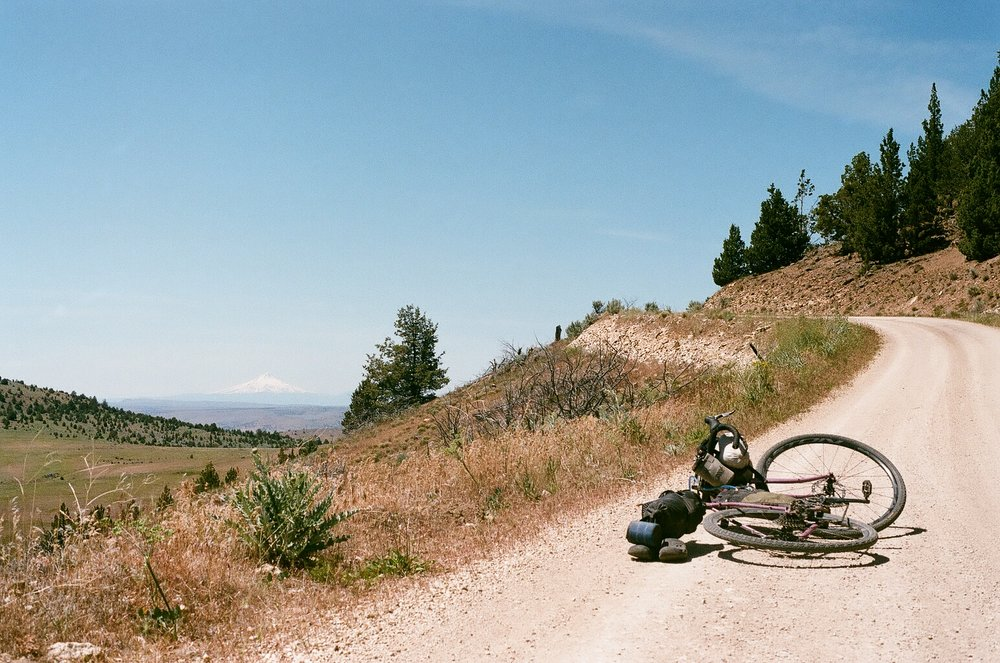 Embracing the Outback   Austin adventurer Ally Mabry spent six days riding the Oregon Outback for her first ever off-road, self-supported, bike camping experience.      Read More