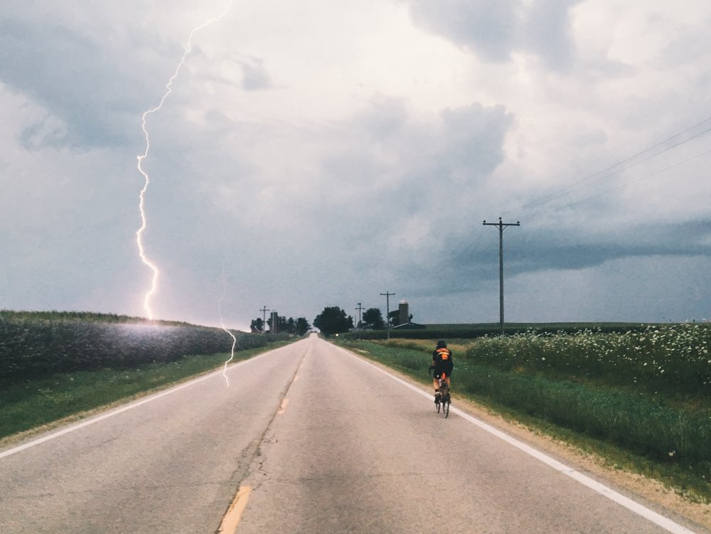 The Illinois Record   Kelsey Regan storms across Illinois, attempting to pedal across the entire state in twenty four hours.   Read More