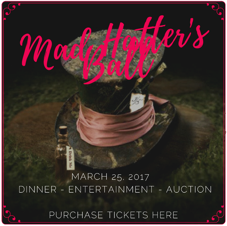 Mad Hatter's Ball - Burke House for the Youth
