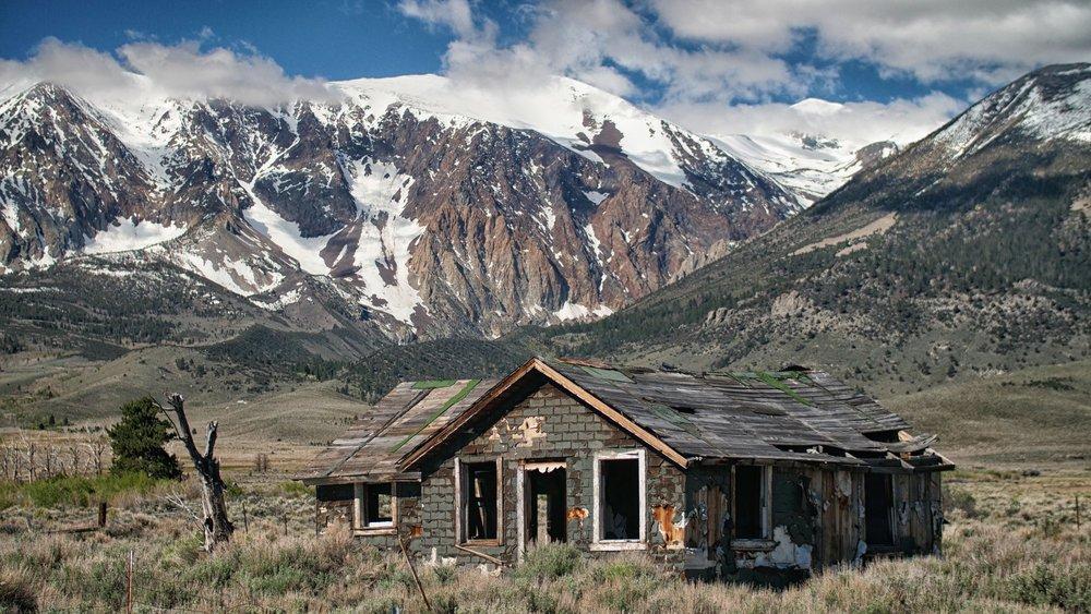 Sierras shack 395