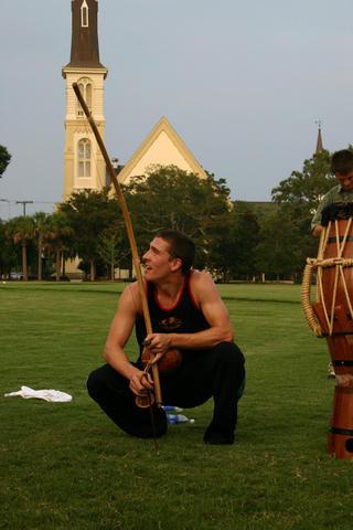 Meu (My) Professor Queixo- Carioca Capoeira Charleston