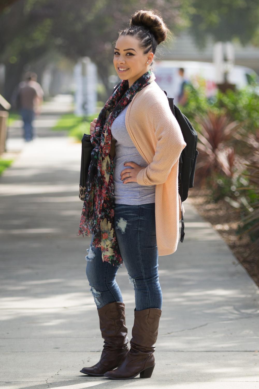 Mariah Portillo -Available Light, University of La Verne