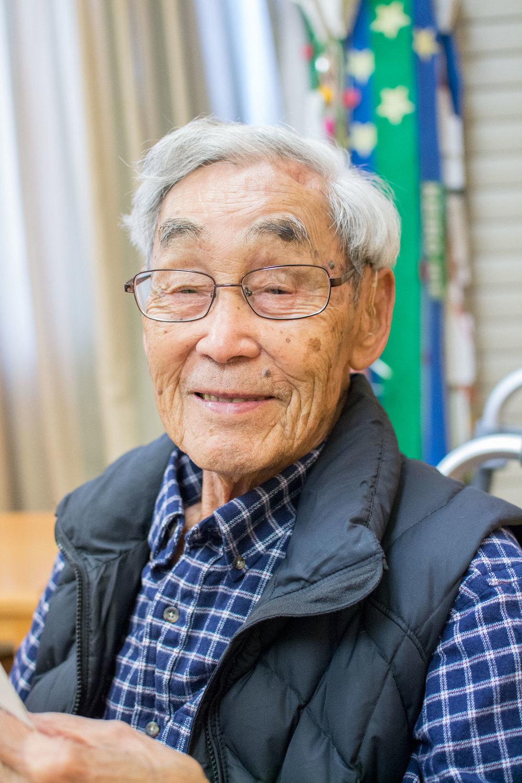 "Yoshisuke ""Jack"" Kunitomi - born October 10, 1915"