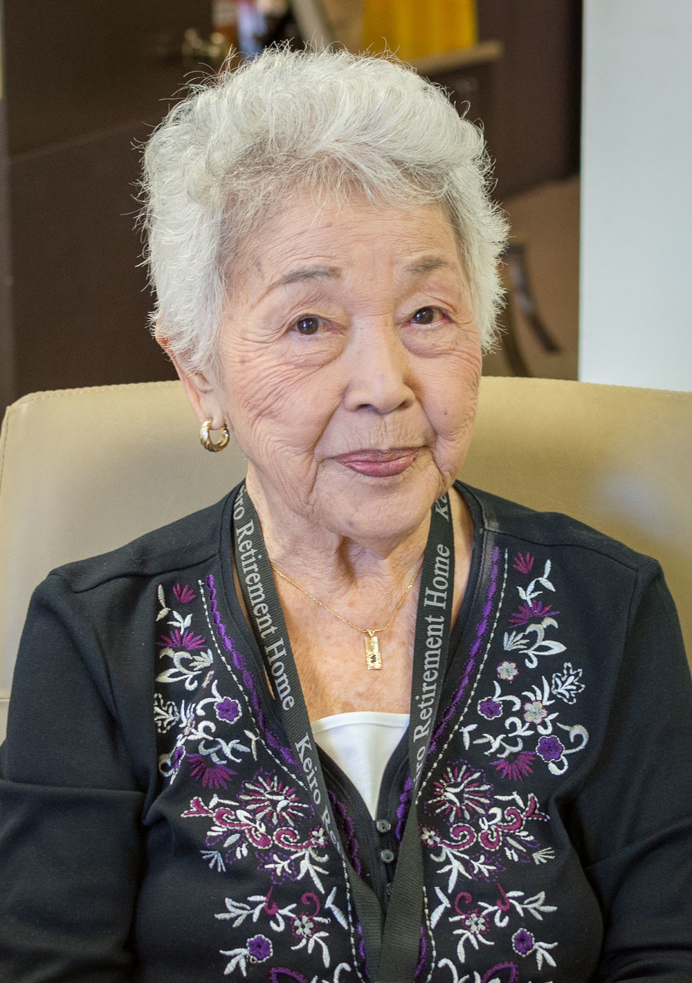 Sachi Kaneshiro - born January 1, 1920