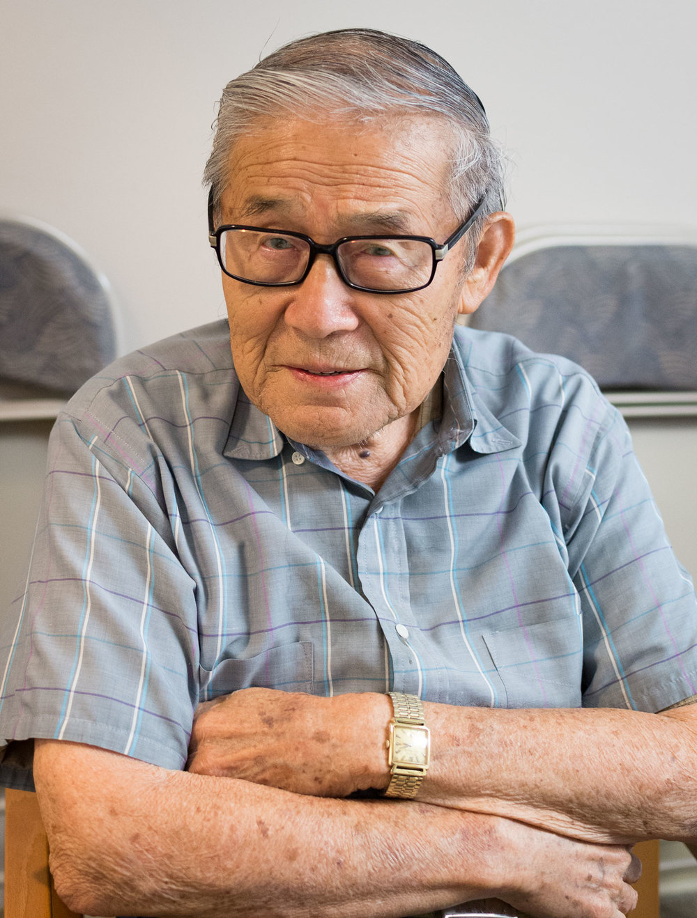 Ei George Takagi - born January 6, 1925