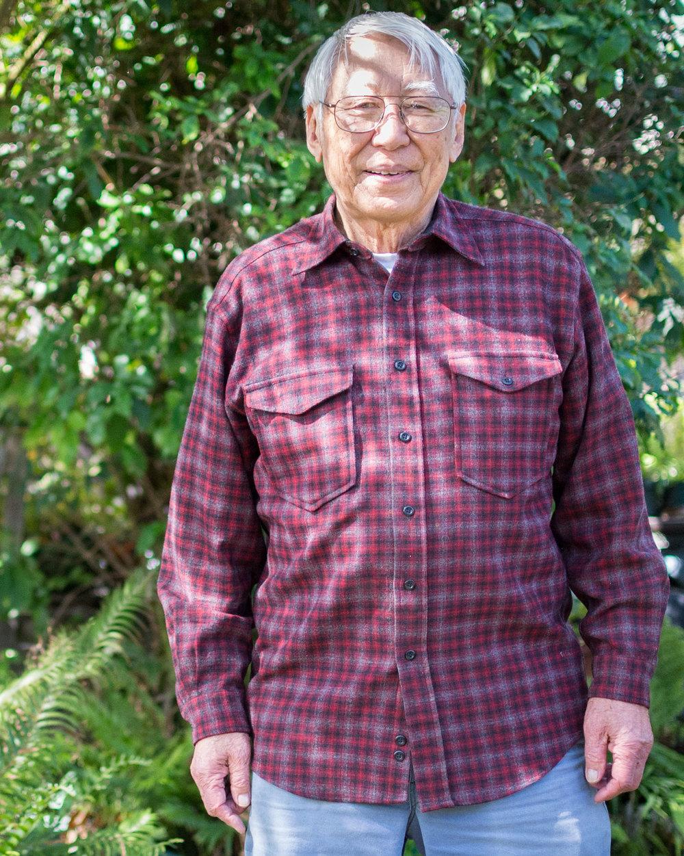 Takashi Hoshizaki - born October 3, 1925