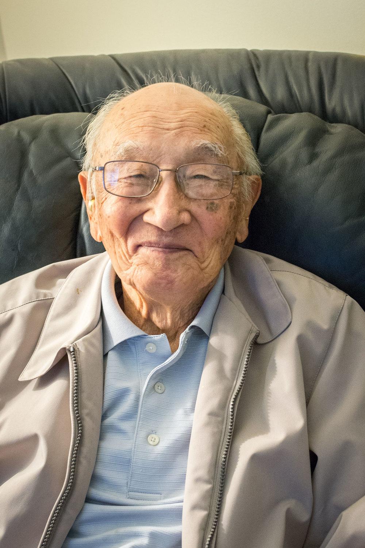 Cedrick Masaki Shimo - born October 1, 1919