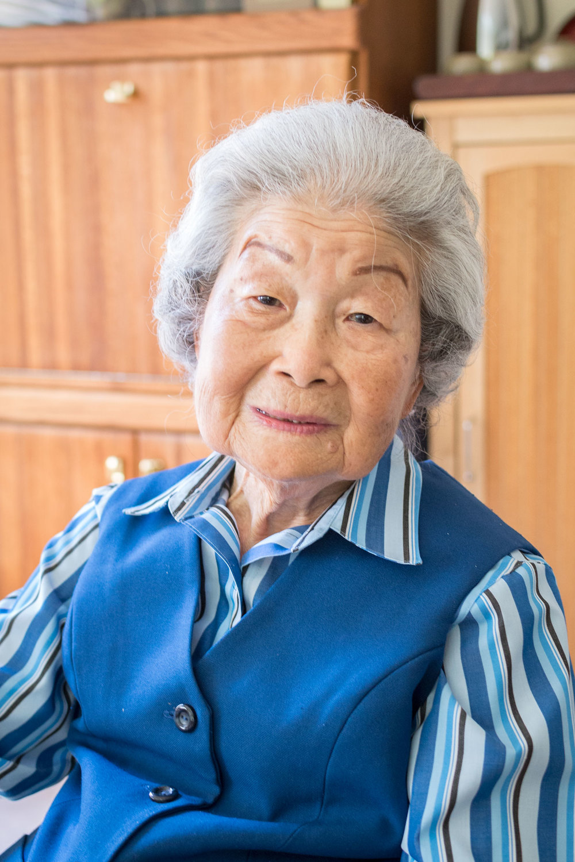 Fumiko Okamura - born May 2, 1919