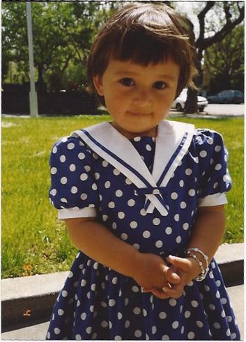 Helen Arase, circa 1993