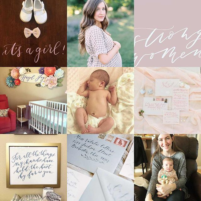 This year belonged to sweet Hazel Joy. I found out I was pregnant in early January, so 2018 has been filled with prayers, hopes, all kinds of wishes about our daughter. I am so thankful that she's here and safe and wonderful. I'm excited to start 2019 as a working mom and see how she inspires my work. Thank you for continuing to follow along as things were more quiet than usual around here this year. I never forget how lucky I am to get to do this for a living. 💕