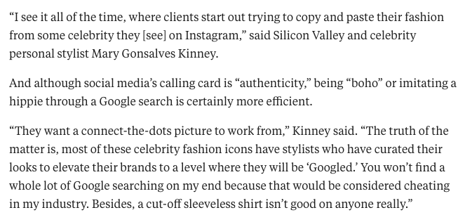 MGK quoted in WWD about being yourself, not falling prey to being a google copy, and why cut off sleeves are never a good idea.  click here for full article.