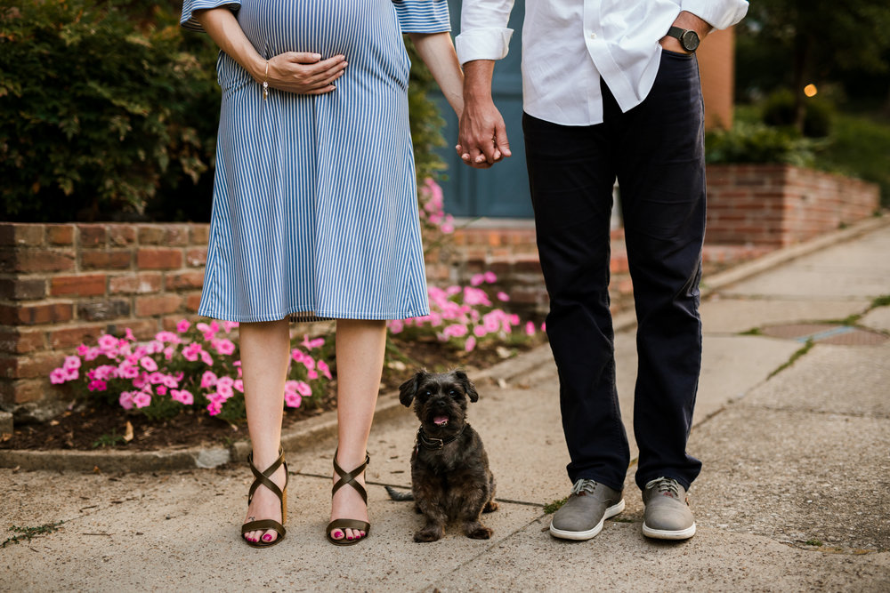 Sam, Wes, Tuck & Sloane Baby Bump 2018 Crystal Ludwick Photo WEBSITE (4 of 47).jpg