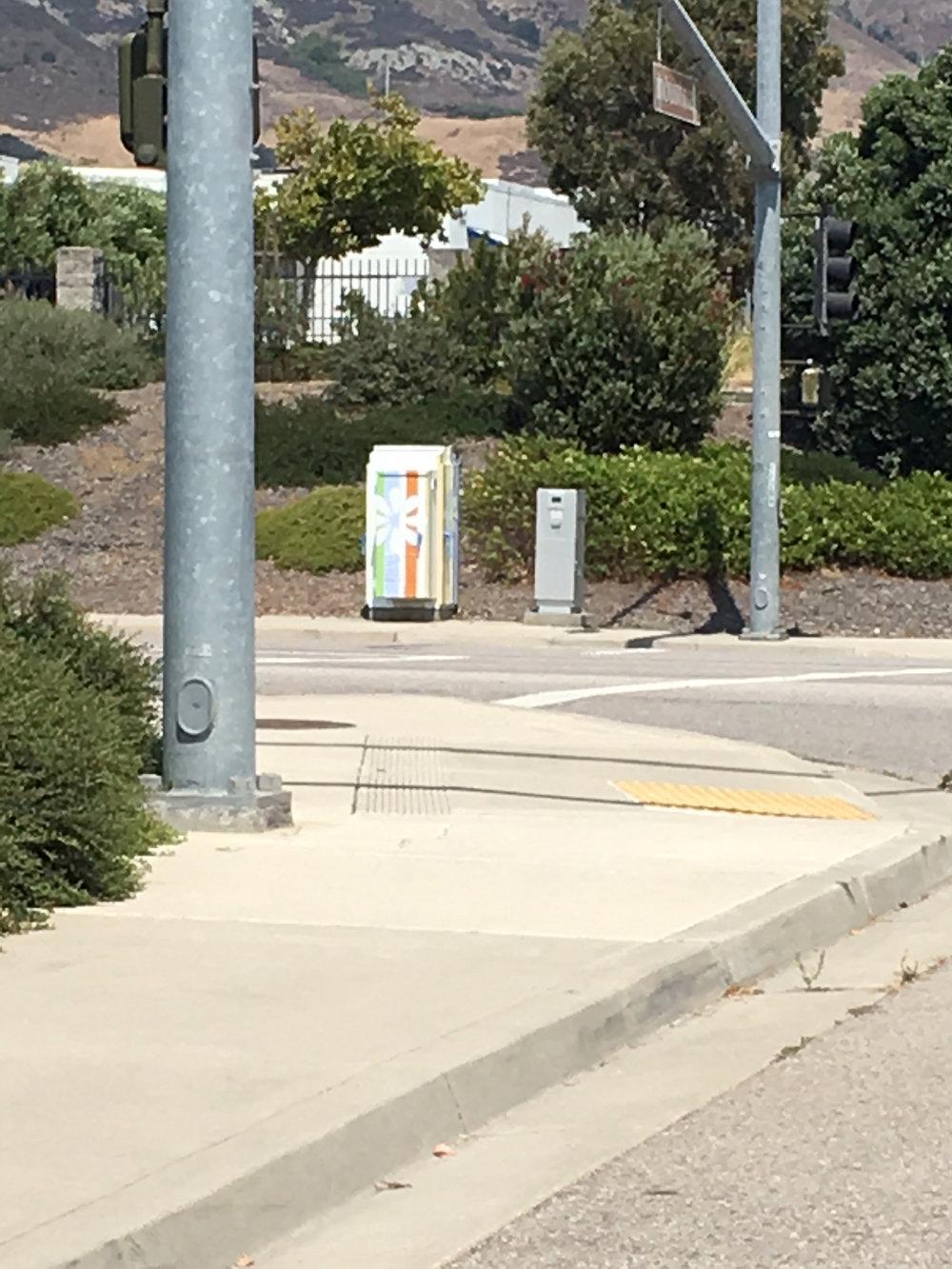 Flower Power   Public project work in progress San Luis Obispo, CA