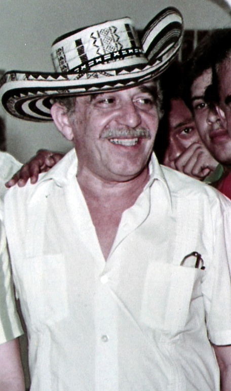 Gabriel García Márquez in 1984. Source: F3rn4nd0, available here.