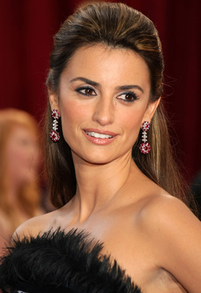 The actress Penélope Cruz. She has played a certain Latin stereotype before - as we discuss in the podcast!  Source: Joelle Maslaton, available here.
