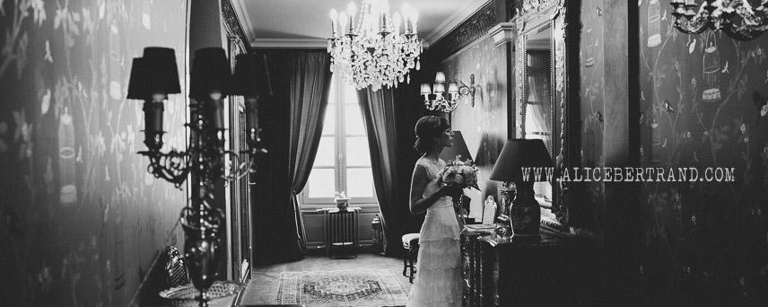 reportage mariage Chateau d'Apigné Rennes Le Rheu