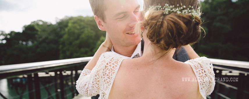 mariage romantique le bono morbihan