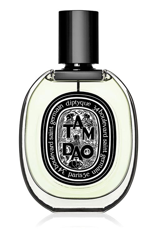 "One whiff and she ""fell in love"" with Diptyque's Tam Dao."