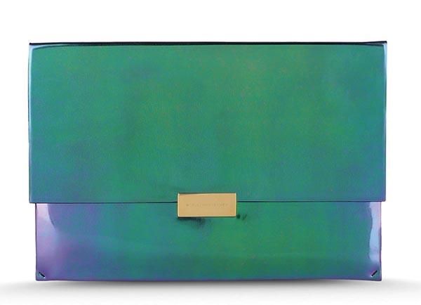 Stella Mc CartneyPaper Beckett Envelope Clutch US$770