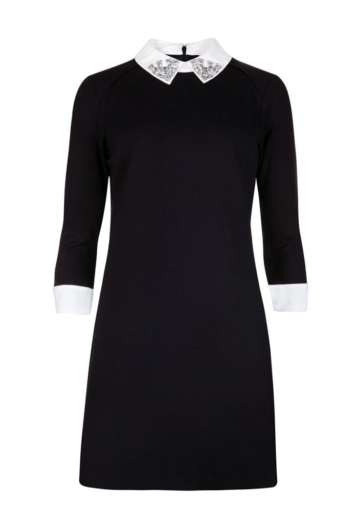 Ted Baker Eelah Embellished Collar DressUS$248