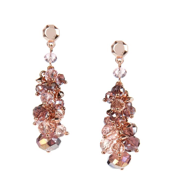 Ted Baker Jaan Beaded Cluster EarringsUS$65