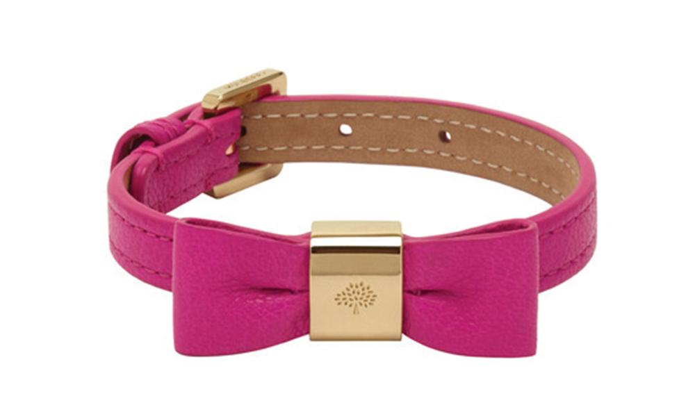 Mulberry Bow BraceletUS$215
