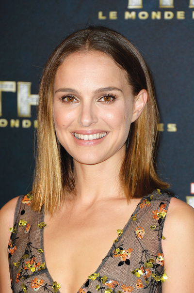 Natalie Portman(Pascal Le Segretain/Getty Images)