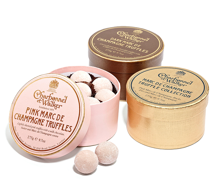 Charbonnel & Walker Chocolate Truffles $38