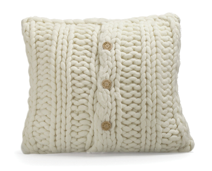 UGG Oversized Knit Pillow $150
