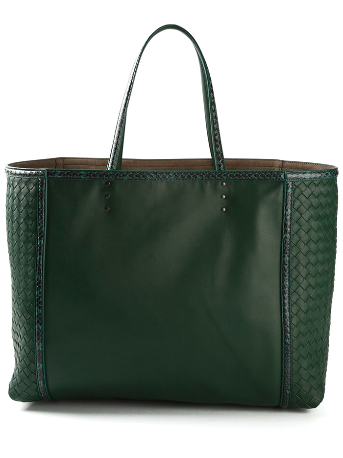 Bottega Veneta Ayers Shopper Tote $3,292