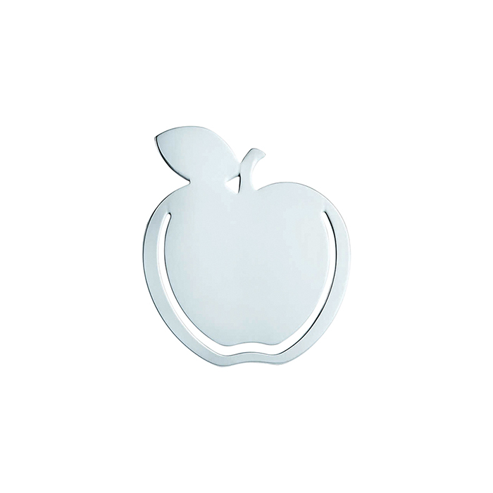 Tiffany Silver Apple Bookmark $155