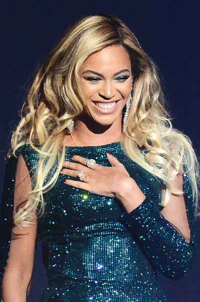 Beyoncé Knowles(Ian Gavan/Getty Images)