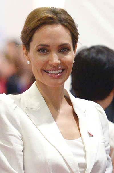 Angelina Jolie(Carl Court/AFP/Getty Images)