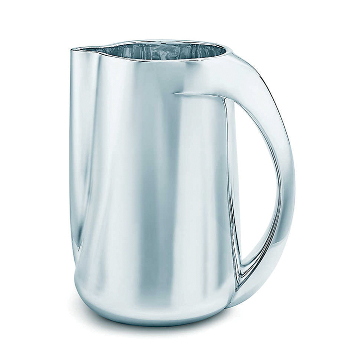 Tiffany Silver Pitcher $6,600