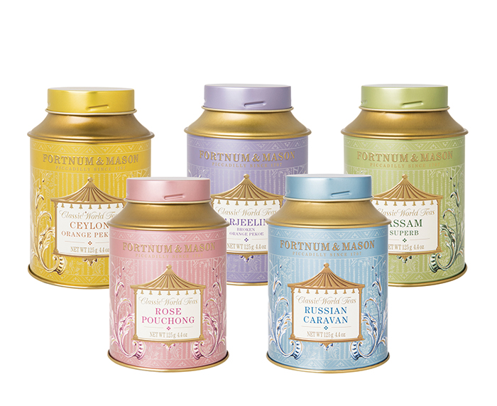 Fortnum and Mason Teas $40