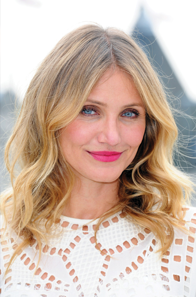 Cameron Diaz(Stuart C. Wilson/Getty Images)