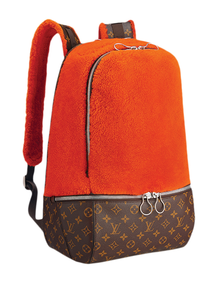Louis Vuitton Celebrating Monogram Backpack $5,950